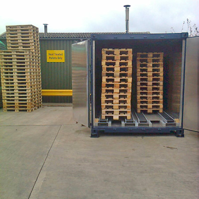 Heat Treated Pallets in Redditch