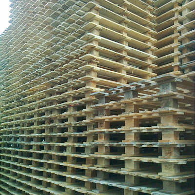 Recycled Timber Pallets Birmingham