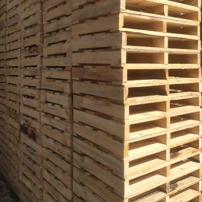 Recycled Pallets in Birmingham
